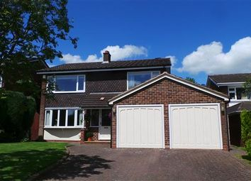 Thumbnail 4 bed detached house for sale in Leandor Drive, Streetly, Sutton Coldfield