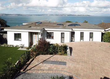 Thumbnail 4 bed detached bungalow for sale in Lands Road, Berry Head, Brixham