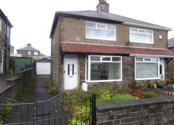 Thumbnail 2 bed semi-detached house for sale in Gleanings Avenue, Norton Tower, Halifax