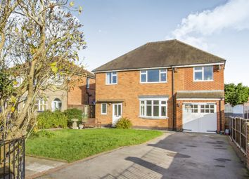 Thumbnail 5 bed detached house for sale in Blaby Road, Enderby, Leicester