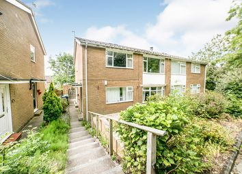Thumbnail 2 bed flat for sale in Leasyde Walk, Whickham, Newcastle Upon Tyne