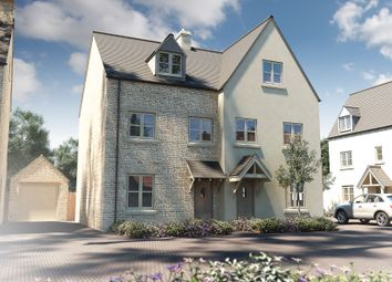 "Thumbnail 3 bed semi-detached house for sale in ""The Chastleton"" at Kingfisher Road, Bourton-On-The-Water, Cheltenham"