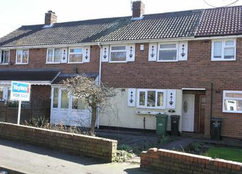 Thumbnail 2 bedroom terraced house for sale in Lime Road, Dudley