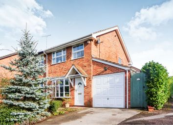 Thumbnail 3 bed semi-detached house for sale in Allitt Grove, Kenilworth