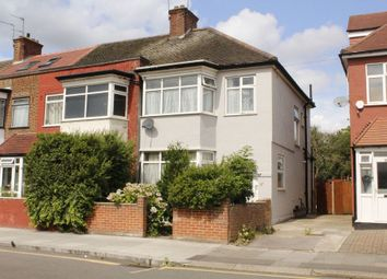 Thumbnail 3 bedroom end terrace house for sale in Perth Road, Wood Green