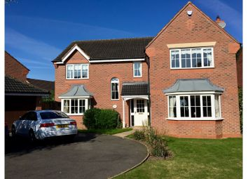 Thumbnail 5 bed detached house for sale in Dorchester Drive, Muxton Telford
