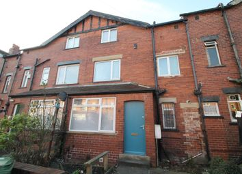 Thumbnail 3 bed terraced house to rent in Hessle Road, Hyde Park, Leeds