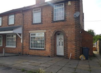 Thumbnail 3 bed semi-detached house for sale in Martival, North Evington, Leicester