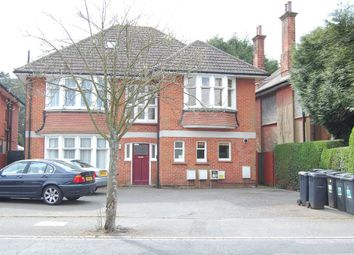Thumbnail 2 bedroom flat to rent in Stokewood Road, Winton, Bournemouth