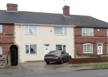 Thumbnail 4 bed terraced house for sale in King Georges Road, Rossington, Doncaster
