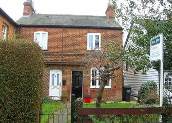Thumbnail 2 bed cottage for sale in Mimram Road, Welwyn, Welwyn, Hertfordshire