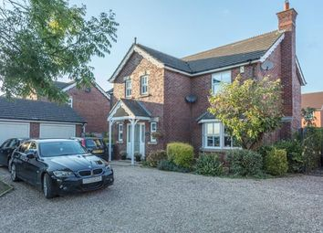 Thumbnail 4 bed detached house for sale in Town Road, Quarrington, Sleaford