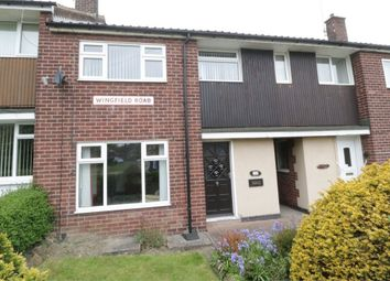 Thumbnail 3 bed terraced house for sale in Wingfield Road, Wingfield, Rotherham, South Yorkshire