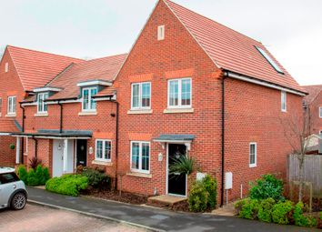 Thumbnail 3 bed semi-detached house for sale in Hazell Close, Hartley Wintney, Hook