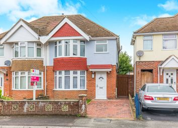Thumbnail 3 bed semi-detached house for sale in Mowbray Road, Southampton