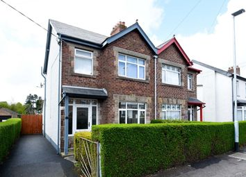 Thumbnail 3 bedroom semi-detached house for sale in Reaville Park, Dundonald, Belfast