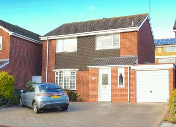 Thumbnail 4 bed detached house for sale in Tredington Close, Redditch, Worcestershire