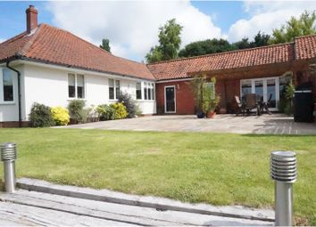 Thumbnail 4 bedroom detached bungalow for sale in Whitton Leyer, Bramford, Ipswich