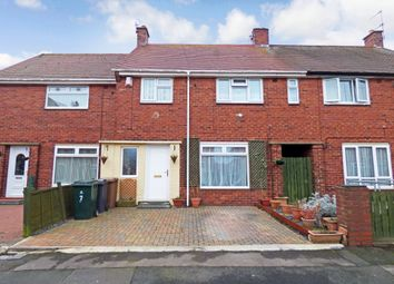Thumbnail 3 bed terraced house for sale in Thirston Place, North Shields