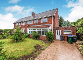 Thumbnail 2 bedroom semi-detached house for sale in Flat Lane, Billingley, Barnsley