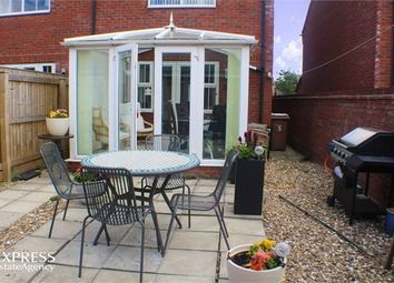 Thumbnail 3 bed end terrace house for sale in Fangdale Court, Bridlington, East Riding Of Yorkshire