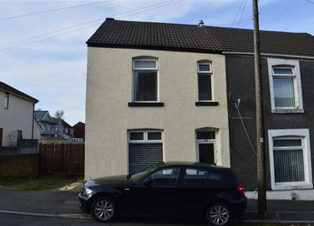 Thumbnail 2 bed end terrace house for sale in Roger Street, Swansea
