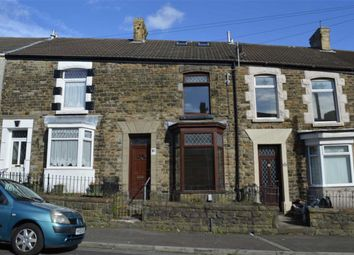 Thumbnail 2 bed terraced house for sale in Iorwerth Street, Swansea