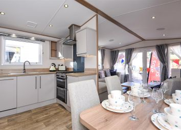 Thumbnail 2 bed mobile/park home for sale in Abi Clarendon, Sandford Holiday Park, Poole