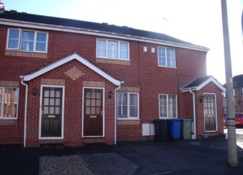 Thumbnail 2 bed town house to rent in Baycliffe Drive, Ashgate, Chesterfield