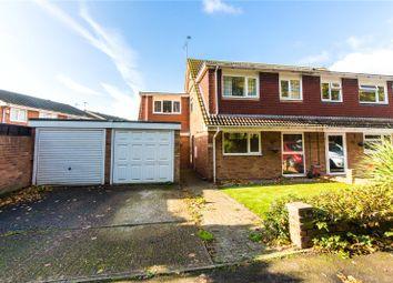 Thumbnail 3 bed semi-detached house for sale in Durndale Lane, Northfleet, Kent