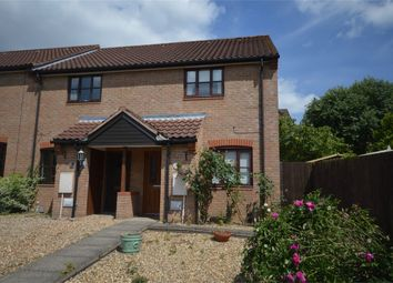 Thumbnail 2 bed end terrace house for sale in Airedale Close, Norwich