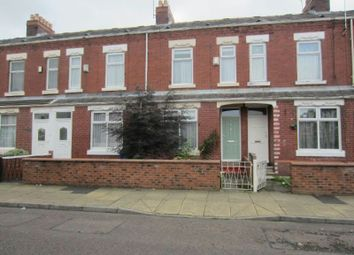 Thumbnail 3 bed terraced house for sale in Walter Street, Old Trafford, Manchester