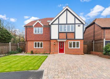 Thumbnail 6 bed detached house for sale in Darenth Road, Dartford