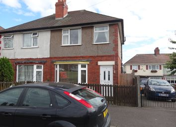 Thumbnail 3 bed semi-detached house to rent in Hollystitches Road, Nuneaton