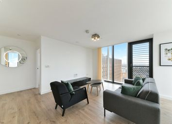 Thumbnail 2 bed flat to rent in Stratosphere Tower, Great Eastern Road, Stratford, London