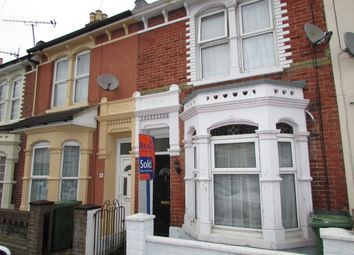 Thumbnail 3 bed terraced house to rent in Seagrove Road, Portsmouth