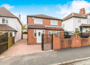 Thumbnail 4 bed detached house for sale in Ayresome Avenue, Leeds