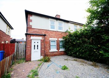 Thumbnail 3 bed semi-detached house for sale in Third Avenue, Morpeth