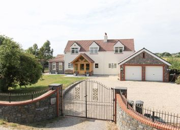 Thumbnail 5 bed detached house for sale in Lower Strode Road, Clevedon