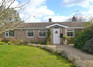 Thumbnail 4 bed detached bungalow for sale in Eye Road, Kenton, Stowmarket