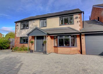 Thumbnail 5 bed link-detached house for sale in St. Georges Court, Clarence Road, Sutton Coldfield