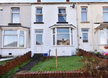 Thumbnail 2 bed terraced house for sale in Chemical Road, Morriston, Swansea