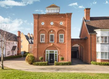 Thumbnail 4 bed town house for sale in Tallis Way, Warley, Brentwood
