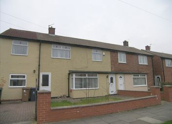 Thumbnail 4 bed semi-detached house to rent in Tiverton Avenue, North Shields
