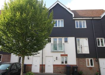 Thumbnail 4 bed property to rent in Ambleside Place, Canterbury