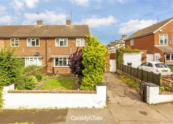 Thumbnail 3 bed semi-detached house for sale in Moor Mill Lane, St Albans, Hertfordshire