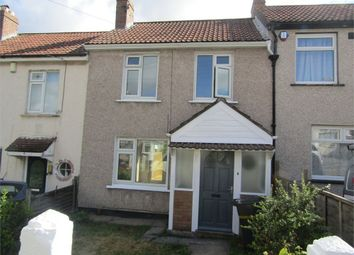 Thumbnail 2 bed terraced house to rent in Whitwell Road, Hengrove, Bristol