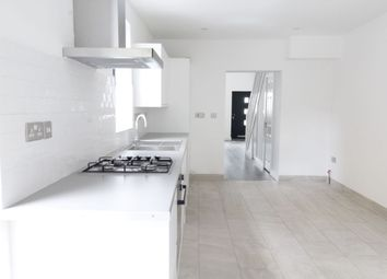 Thumbnail 4 bed terraced house to rent in Stratford Road, London