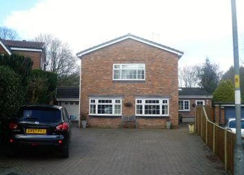Thumbnail 4 bed detached house for sale in Firwood Grove, Ashton-In-Makerfield, Wigan