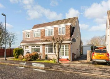 Thumbnail 3 bed semi-detached house for sale in Coll Gardens, Dreghorn, Irvine, North Ayrshire